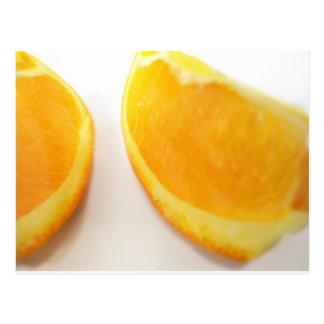 Sweet Orange Kitchen Photography Postcard