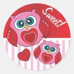 Sweet Owl Valentine