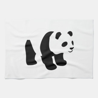 Sweet panda kitchen towel