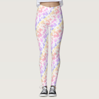 Sweet Pastel Leggins 1 Leggings