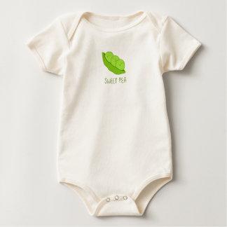 Sweet Pea Baby Organic Bodysuit