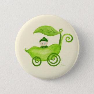 Sweet Pea Boy button