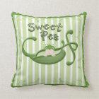 Sweet Pea Pillow