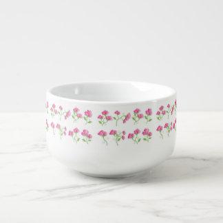 Sweet Pea Soup Mug