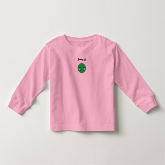 Sweet Pea Toddler T-shirt