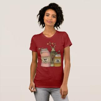 Sweet Pea Womens T-Shirt
