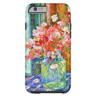 Sweet Peas by Theo van Rysselberghe Tough iPhone 6 Case
