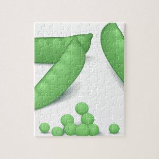 Sweet Peas Jigsaw Puzzle