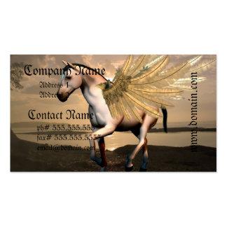 Sweet Pegasus Business Card Templates