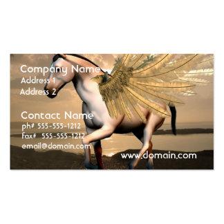 Sweet Pegasus Business Card