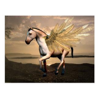 Sweet Pegasus Postcard