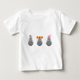 Sweet Penguins Baby T-Shirt