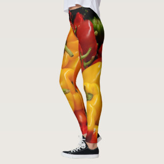 Sweet Peppers Leggings