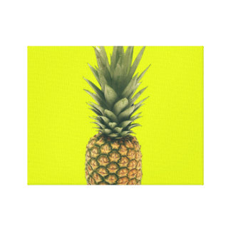 Sweet Pineapple Canvas Print