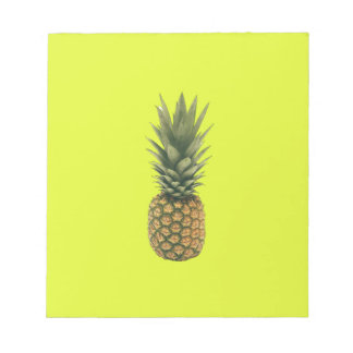 Sweet Pineapple Notepad