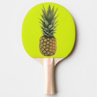 Sweet Pineapple Ping Pong Paddle