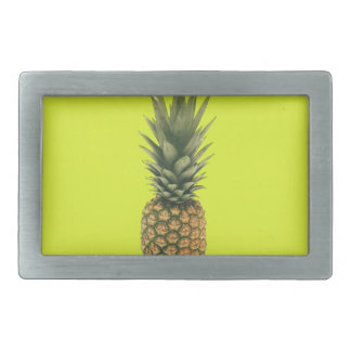 Sweet Pineapple Rectangular Belt Buckle