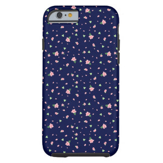 Sweet Pink Floral iPhone6 Case