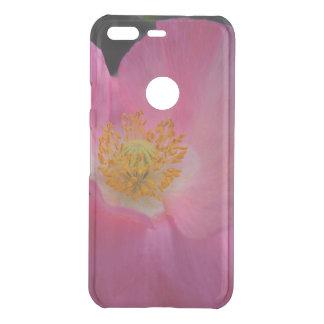 Sweet Pink Poppy Heart Uncommon Google Pixel Case
