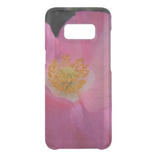 Sweet Pink Poppy Heart Uncommon Samsung Galaxy S8 Case