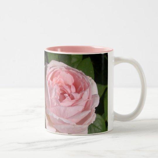 Sweet Pink Rose Mug
