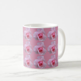 Sweet Pink Roses Coffee Mug