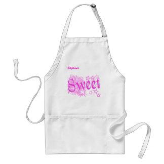 Sweet Pnk Apron