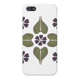 Sweet Potato Leaves iPhone 5/5S Case