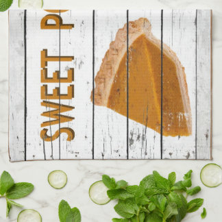 Sweet Potato Pie Towels