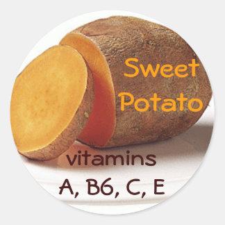 sweet potato stickers