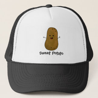 Sweet Potato Trucker Hat