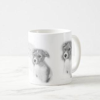 Sweet puppy coffee mug