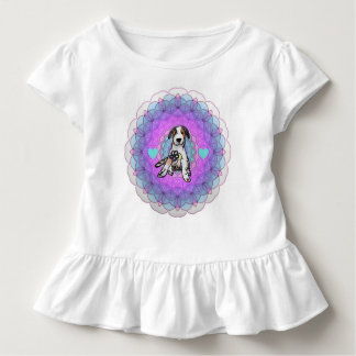Sweet puppy toddler t-shirt