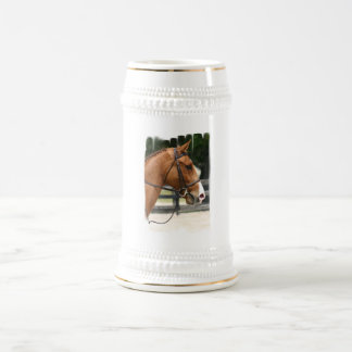 Sweet Quarterhorse Beer Stein