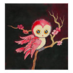 Sweet Red Owl