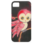 Sweet Red Owl iPhone 5 Covers