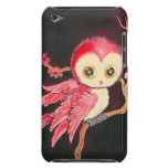 Sweet Red Owl iPod Touch Case