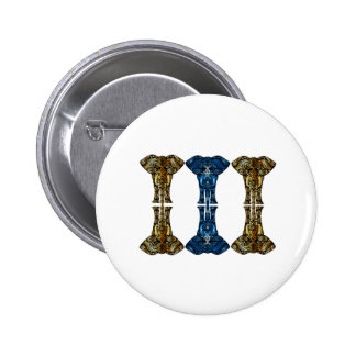 Sweet Reflections 2 Inch Round Button