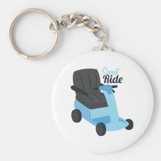 Sweet Ride Keychain