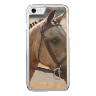 Sweet Roan Pony Carved iPhone 8/7 Case