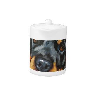 Sweet Rottweiler