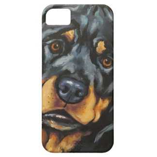 Sweet Rottweiler iPhone 5 Cover