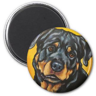 Sweet Rottweiler Magnet