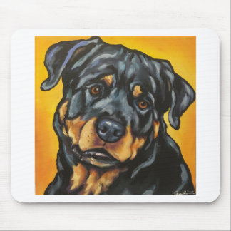 Sweet Rottweiler Mouse Pad