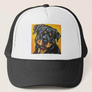 Sweet Rottweiler Trucker Hat
