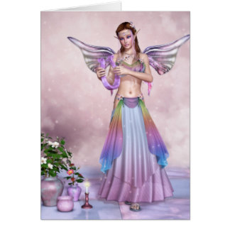 Sweet Sarenity Greeting/Note Card