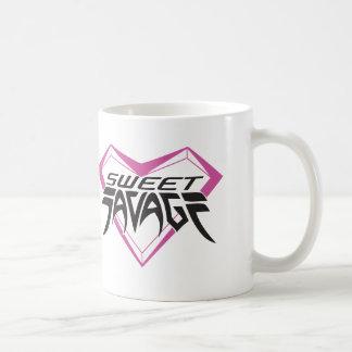 Sweet Savage logo Mug