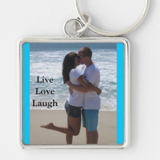 Sweet Selfie Customizable picture/text key chain