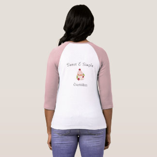 Sweet & Simple Cupcakes T-Shirt