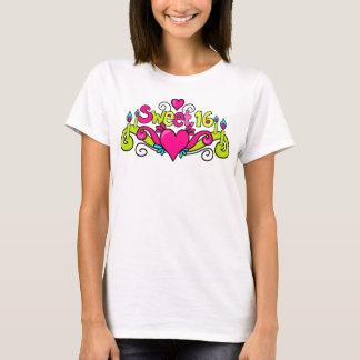 sweet sixteen 16 tshirt
